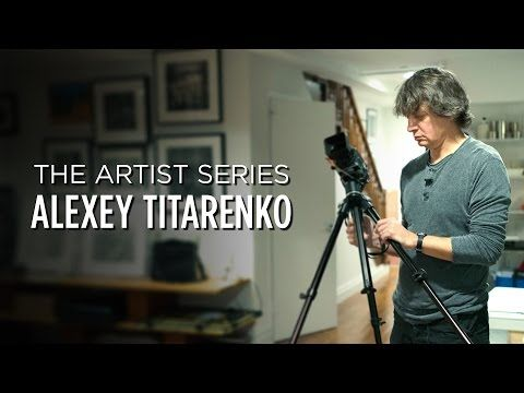 ARTIST SERIES :: ALEXEY TITARENKO - YouTube