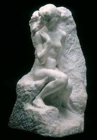 Auguste Rodin, Galatea, 1889, [S.1110]-inspired by Camille Claudel