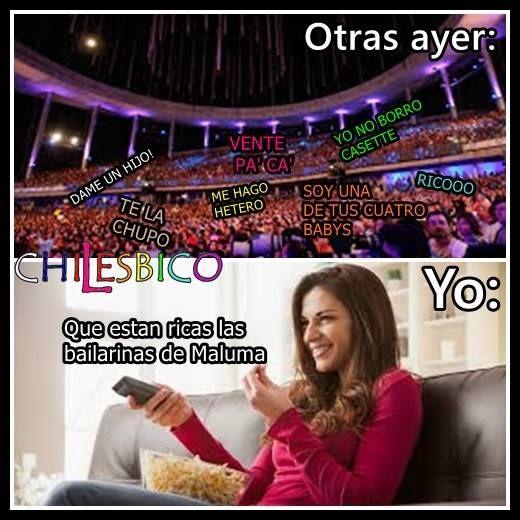 Es de lesbianas #lesbianas #humor #lesbianashumor #lesbianaschile #lesbianasamor #Chilesbico
