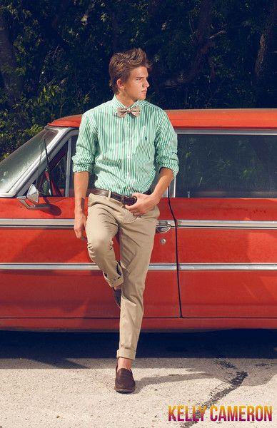 Male model portfolio teen