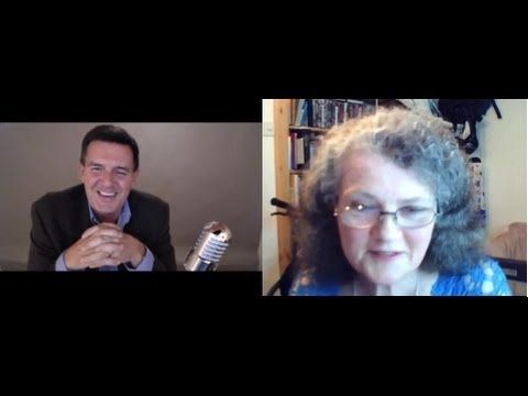 Jenny Cockell~~AfterlifeTV Bob Olson~~Past Life Memories Lead To Reunion With Past Life Children