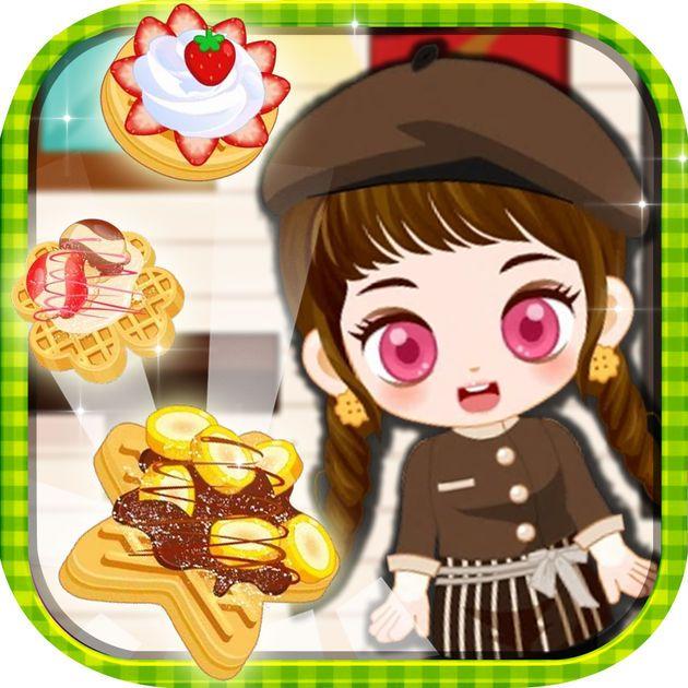 #NEW #iOS #APP Princess Magic Restaurant - Girls Cooking Games - chen xiaoqiang