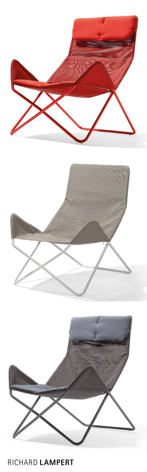 Causing sensational comfort –›IN-OUT OUTDOOR‹ chair by Eric Degenhardt