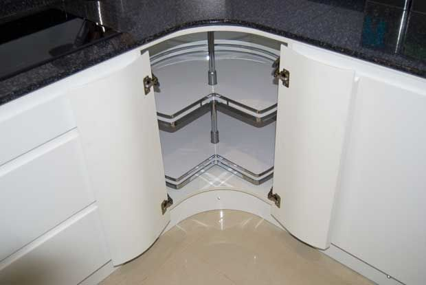 1000 images about kitchen corner unit mechanisms on from Kitchen Cabinet Carousel Corner