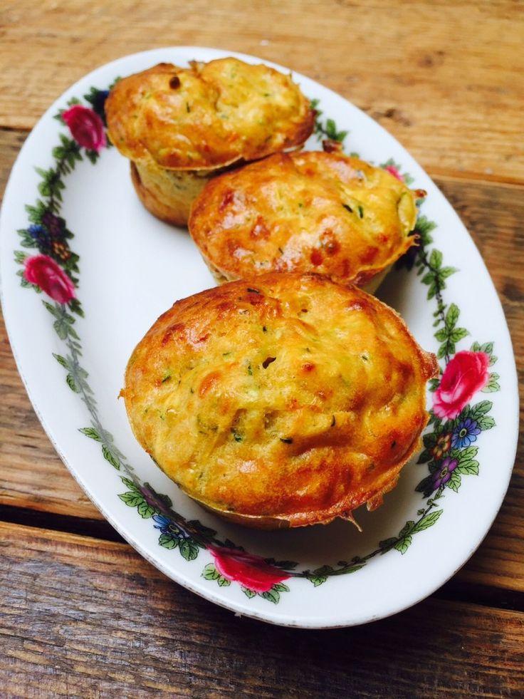 Courgettemuffins voor baby, dreumes en peuter recept foodblog Foodinista kidsmaand