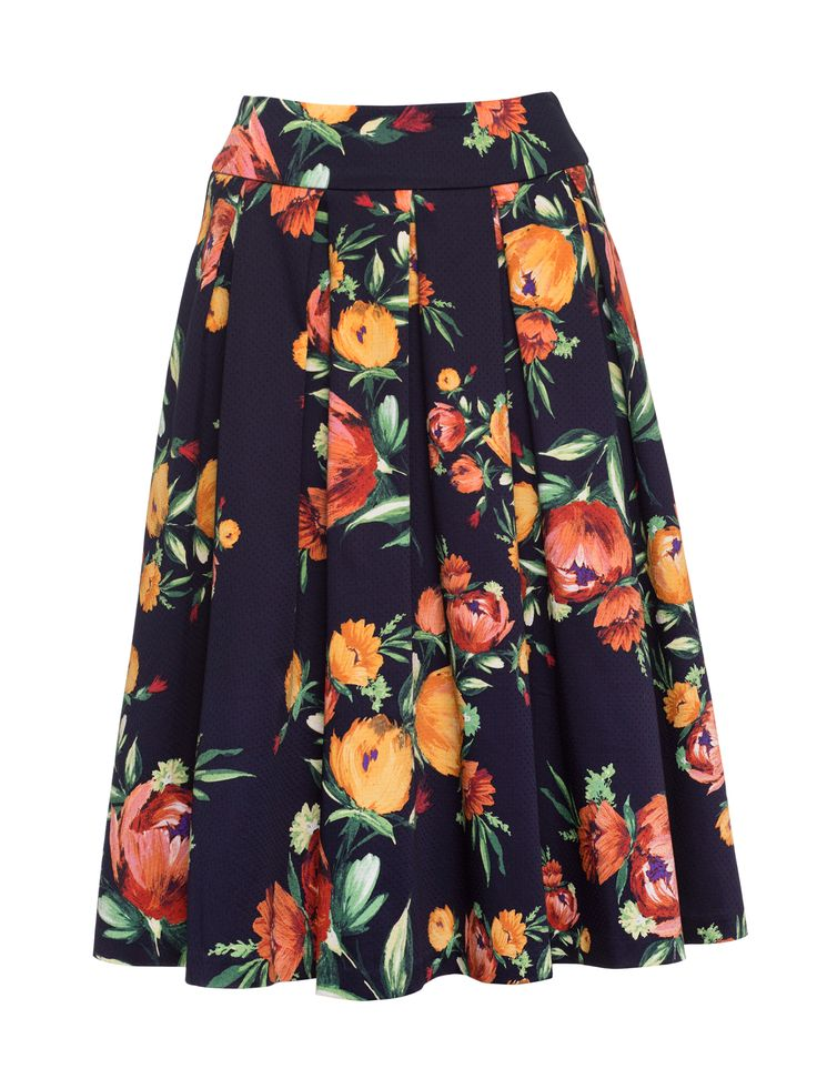 Sweet Surprise Midi Skirt | Vintage Style | Review Australia