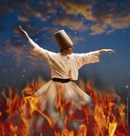 Rumi Turning Ecstatic