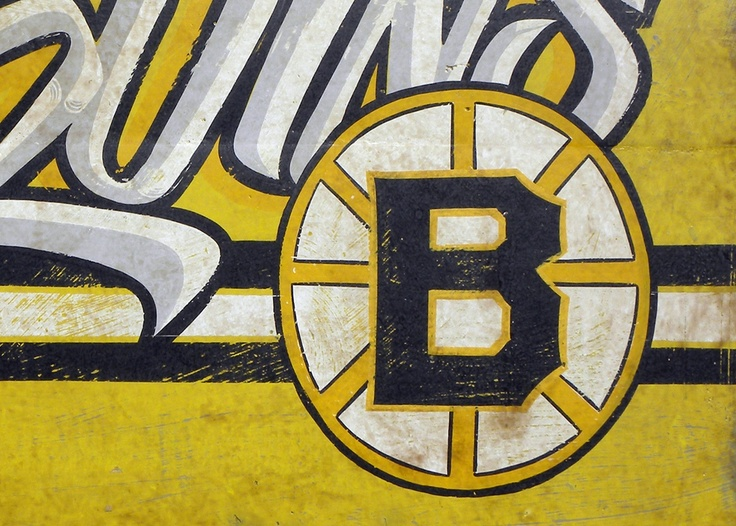 17 best images about vintage hockey signs art on pinterest Bruins room decor