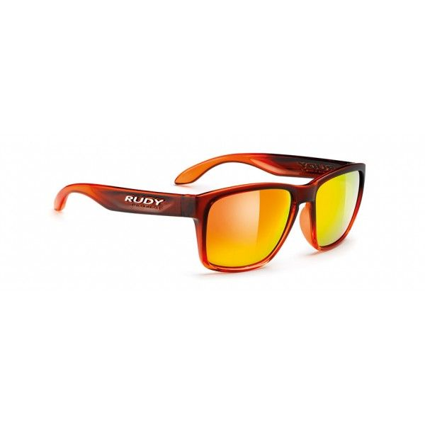 SpinHawk Orange Shade Matte-Multilaser Orange RUDY en http://365rider.com
