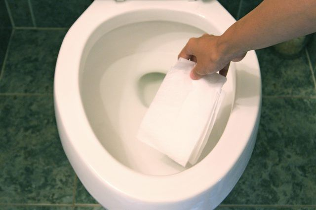 A severely stained toilet bowl is unsightly. Hard water and mineral deposits, as well as other grime, may accumulate in the bowl and cause staining. Scrubbing with toilet bowl cleaner is often not enough to get rid of severe stains. Try some other remedies to clean the bowl and restore its appearance.