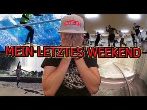 WORKSHOP in WIEN & DUSCHE KOMPLETT ZERSTÖRT | ChrisCross - YouTube