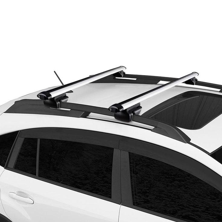 "Universal 55"" Car Top Cross Bars Luggage Cargo Roof Racks"