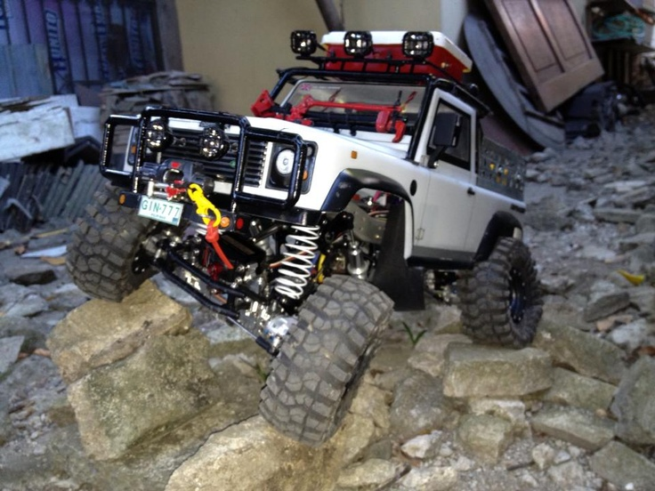 Best Rc Truck 4x4 : Best rc scale trucks and crawlers images on pinterest