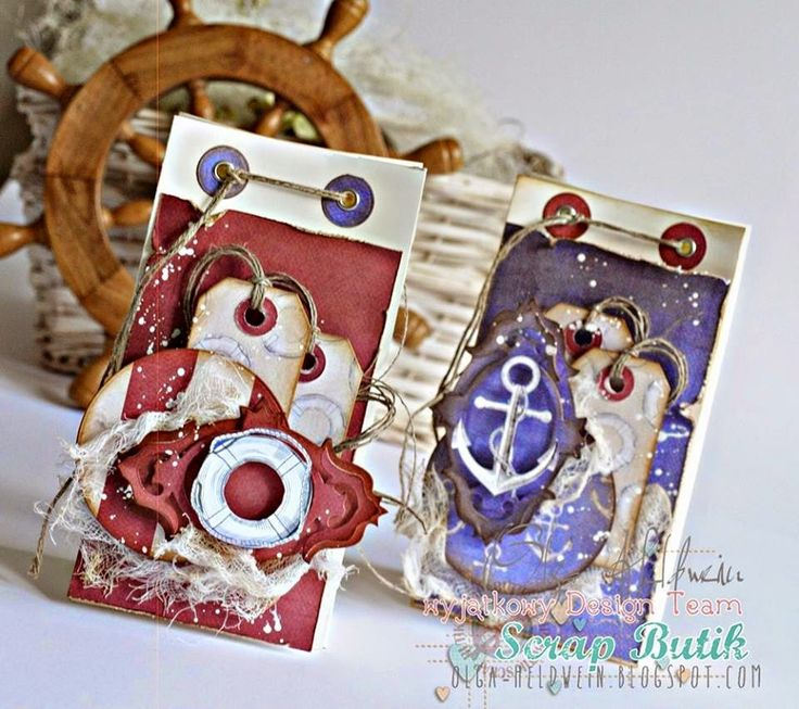 Cards by Olga / Offshore paper collection by P13