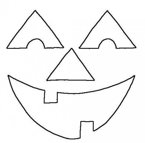 Best 25+ Pumpkin face templates ideas on Pinterest Pumpkin faces - blank face template printable