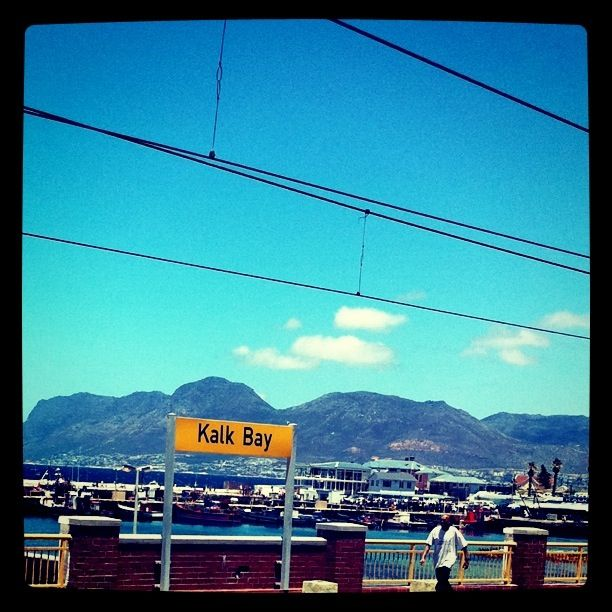 Visit Kalk Bay and all the wonderful little shops