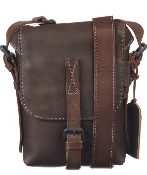 Aunts & Uncles: Herren Tasche 'Black Sheep', braun von Aunts ...