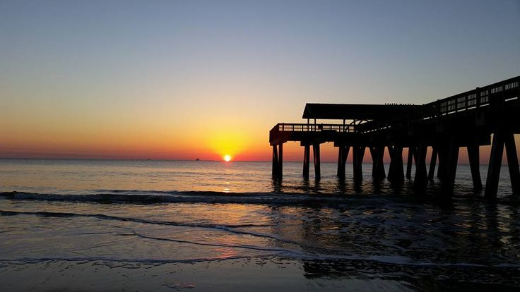 Best Place To Watch Sunrise On Tybee Island