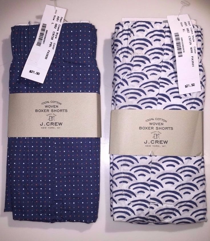 J Crew Men's Cotton Woven Boxers Underwear NWT Navy Red White Dot Size S L & XL #JCrew #Boxer #hdcloset http://www.ebay.com/sch/h_d94/m.html?_nkw=&_armrs=1&_ipg=&_from=
