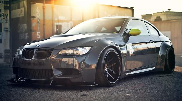 BMW ///M3 widebody