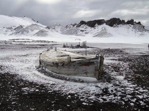 El bote de Bouvet Island