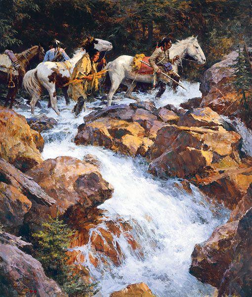 National Wildlife Galleries: The Art of Howard Terpning