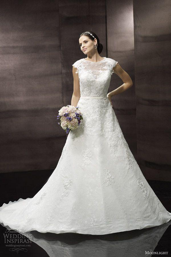 http://weddinginspirasi.com/2013/12/09/moonlight-collection-spring-2014-wedding-dresses/  moonlight bridal collection spring 2014 wedding dress  #weddings #weddingdress #bridal #weddinggown #wedding