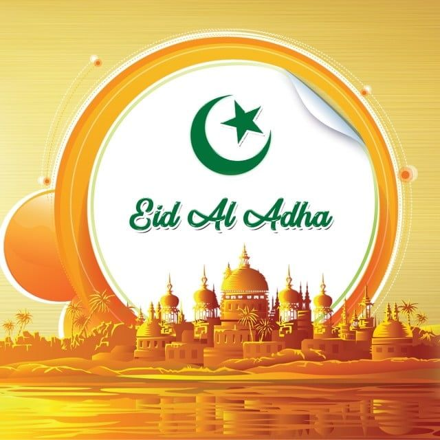 Eid Al Adha Hari Raya Haji Eid Al Adha Eid Mubarak Islamic Png Transparent Clipart Image And Psd File For Free Download Eid Al Adha Eid Card Designs Adha Card