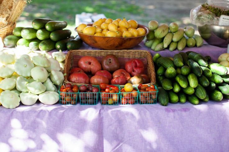 Sacramento Farmers' Market