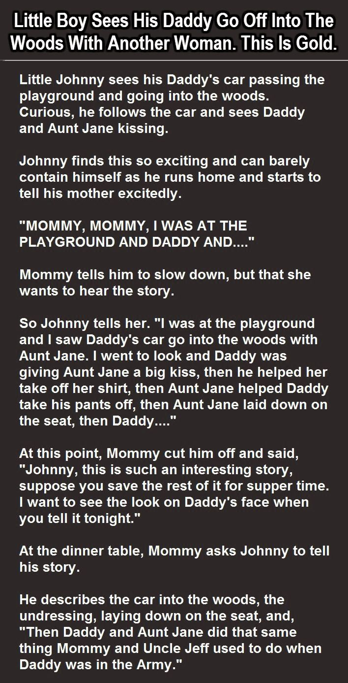 Uncategorized Lil Johnny Jokes 86 best funny humor images on pinterest first time grooms and he caught his dad cheating mom but no one expected him to say this jokes story lol quote quotes s