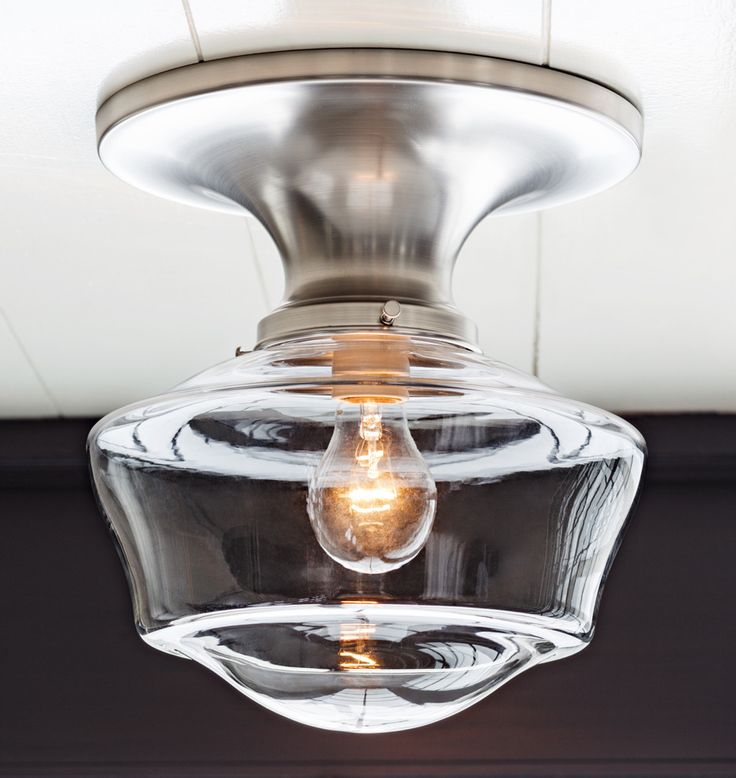 Ceiling Light Over Kitchen Sink : Miles rejuvenation ceiling mount light over sink with