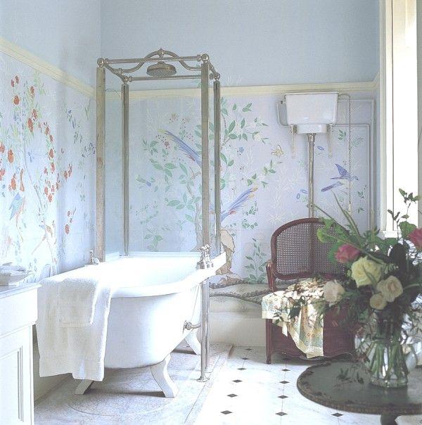78 Best Ideas About Vintage Flowers Wallpaper On Pinterest