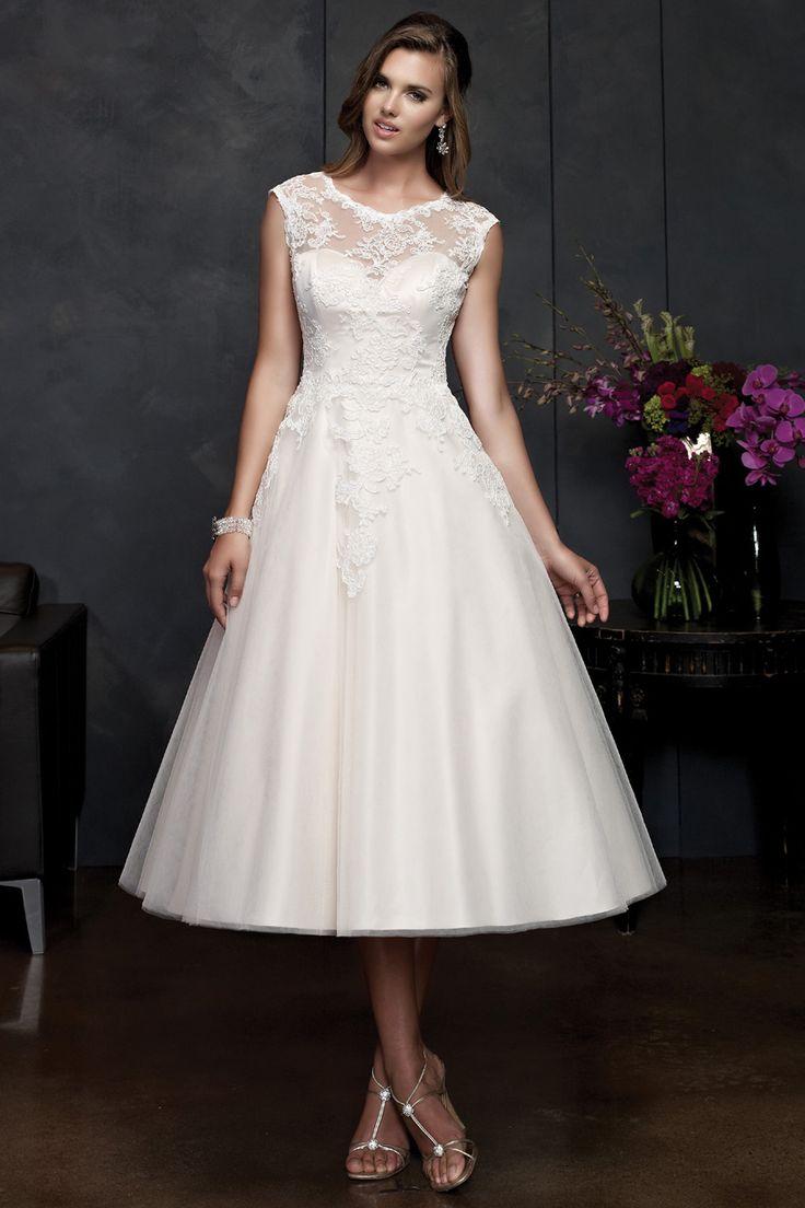 12 best Kleider images on Pinterest | Wedding dressses, Gown wedding ...