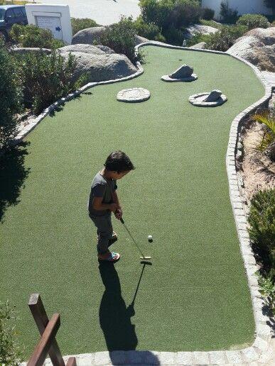 My prince on the putt putt #minigolf