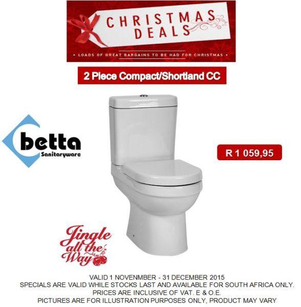 CHRISTMAS SAVINGS 1 Nov - 31 Dec 2015
