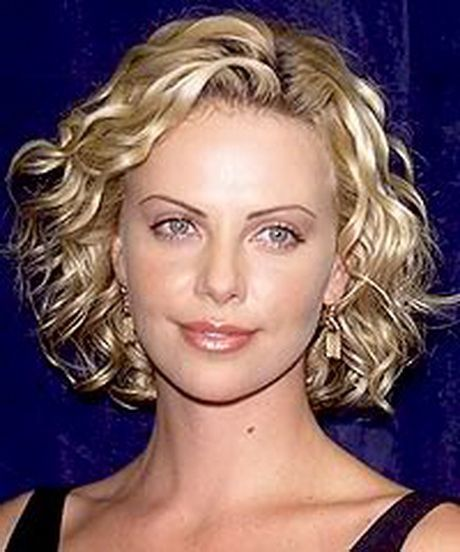 ... Short Permed Hair on Pinterest | Hair Colors, Blondes and Short Permed