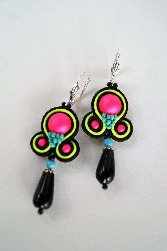 NEW COLLECTION! Soutache earrings