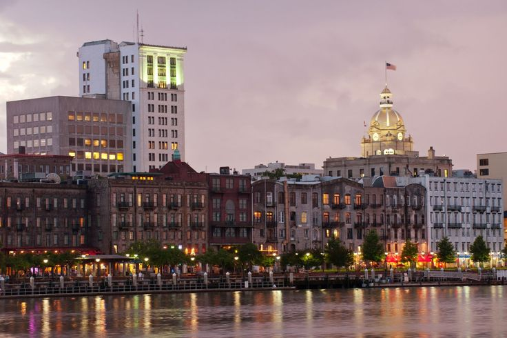 Travel To Savannah, United States - The 'Belle of Georgia'  In 1733, General James Edward Oglethorpe and 120 travellers landed on a bluff high along the Savannah River, naming the thirteenth and final American colony, Georgia, after England's King George II.  Read More http://www.getintravel.com/savannah-georgia-united-states/