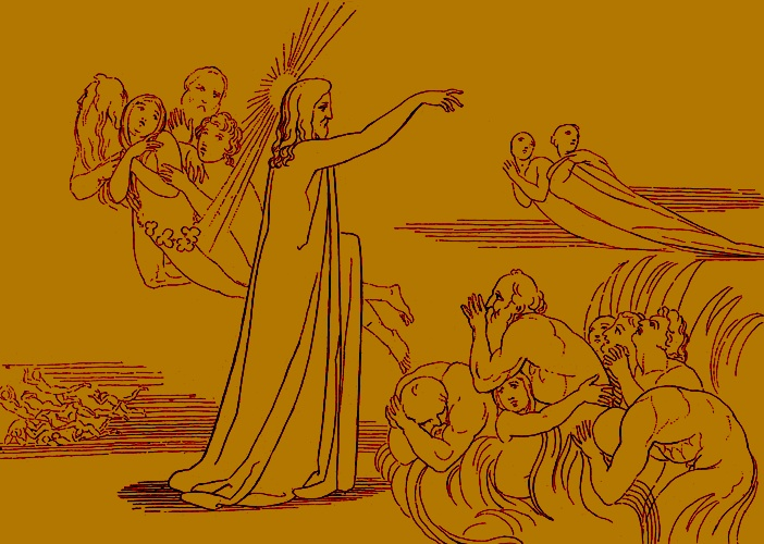 thumbnail of the harrowing of hell by Flaxsmith