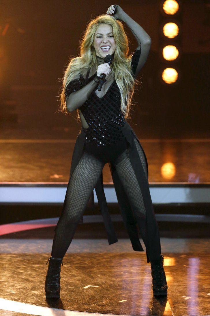 Celebrity & Entertainment | 36 Ridiculously Sexy Shakira Moments | POPSUGAR Celebrity Photo 36