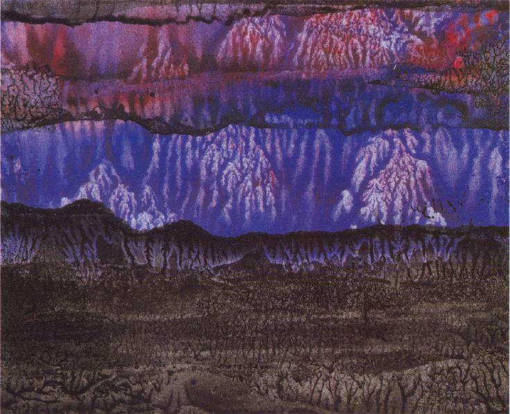 Shuzo Takiguchi, Origin of Solitude, 1962