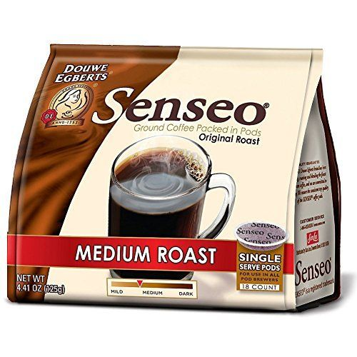 SENSEO Senseo?? Coffee Pods - Medium Roast (Pack of 6) -- Want to know more, click on the image.