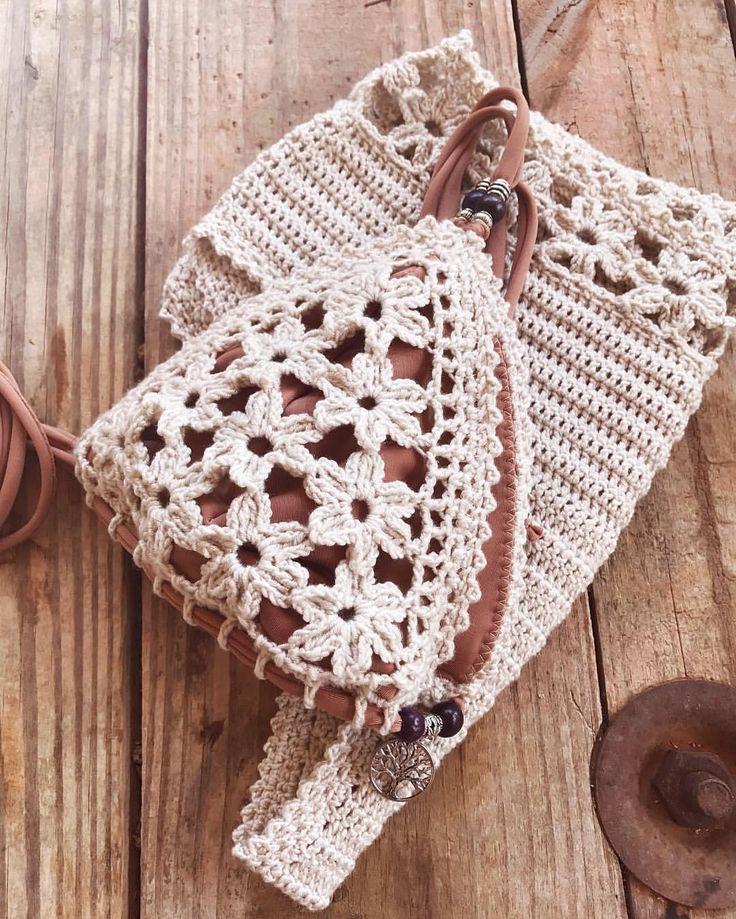 Coralia set ready for a client at @protest_surfshop_corralejo Bikini de Coralia listo para una cliente en @protest_surfshop_corralejo☀️ Crochet Pattern for this Coralia bikini set in my Etsy shop (link in bio) and capitanauncino.com✨ Patron de ganchillo para este Bikini en mi tienda de Etsy (link en bio) capitanauncino.com☀️ . . . . . . . #crochet #crochetop #summerclothing #top #crochetswimwear #crochetbeachwear #crochetersofinstagram #crochetpattern #crochet… – Songul Doğan