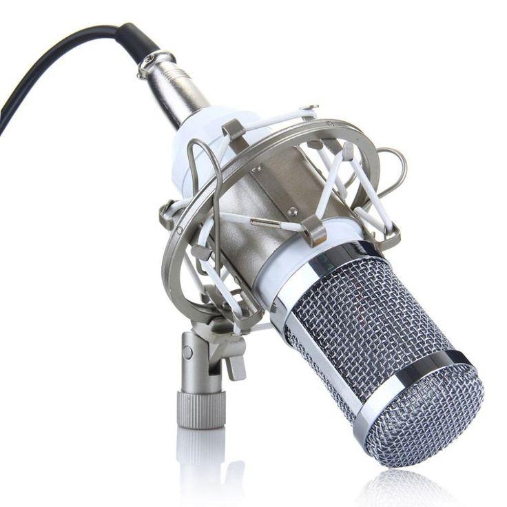 Microfone Condensador Bm 800 - Bm800 - Americanas.com