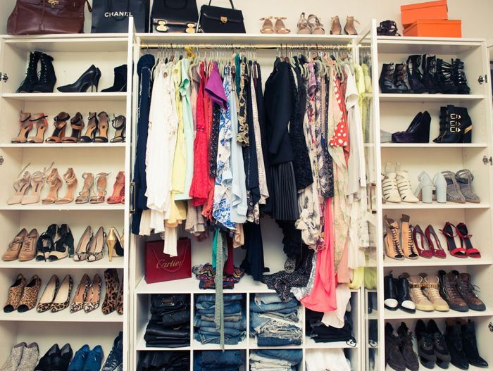 107 best images about dream closet on pinterest walk in for Walk in shoe closet