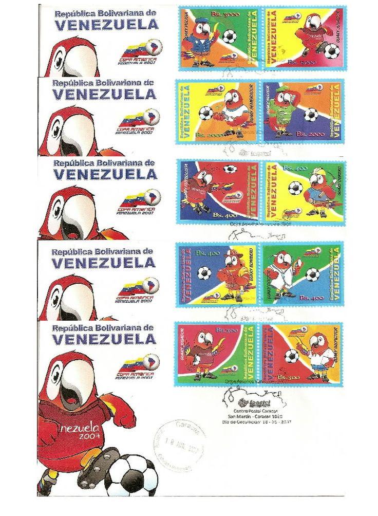 Venezuela: Guaky 2007