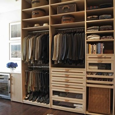 everything in its place   Wardrobe Interior Design Design, Pictures, Remodel, Decor and Ideas
