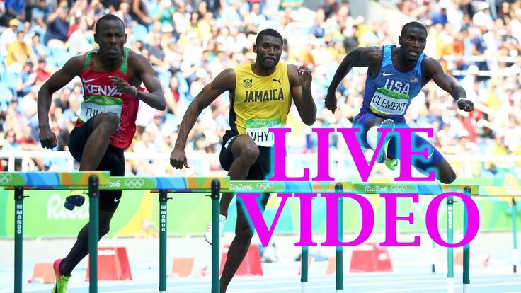 Kerron Clement wins gold in 400m hurdles || Rio Olympic 2016