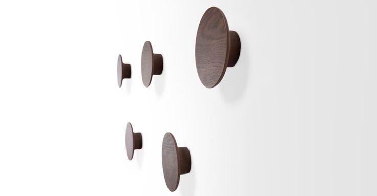 #toma standcoat in solid walnut. #hangerset #accessories #solidwood