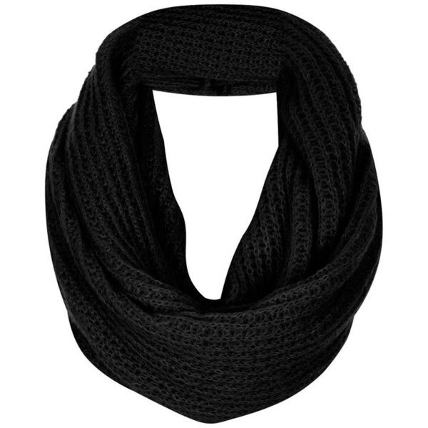 Topshop 'Cobweb' Infinity Scarf found on Polyvore